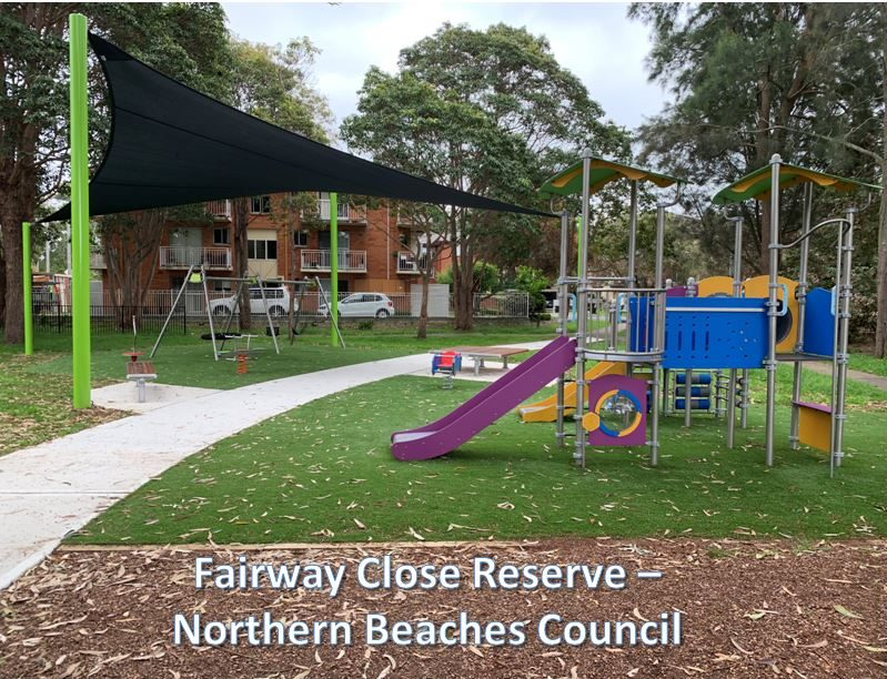 Fairway Close Reserve – Northern beaches council