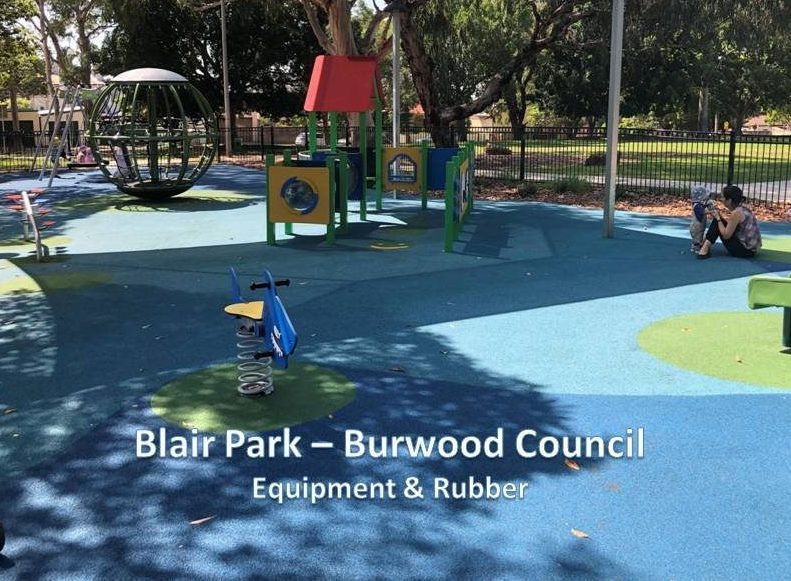 Blair Park- Burwood Council