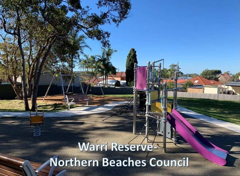 Warri Reserve – Northern Beaches Council